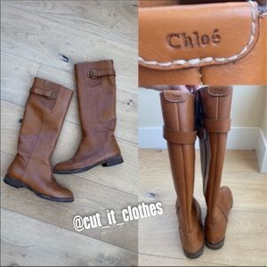 AUTH💕Chloe Boots